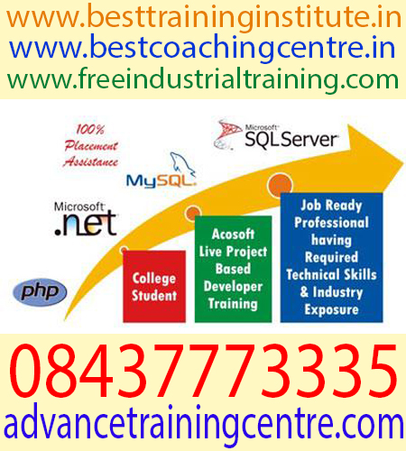 6 Month / Six Week PHP Industrial Training in Chandigarh Mohali
