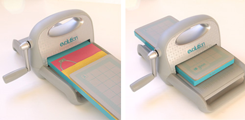 die cut machine for felt