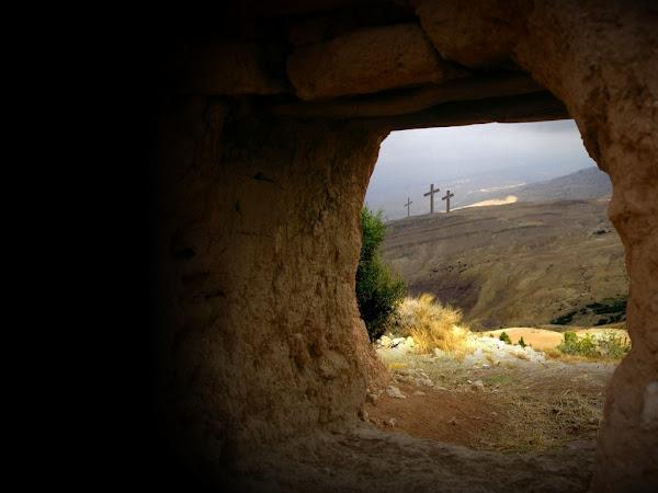 Easter Resurrection Empty Tomb