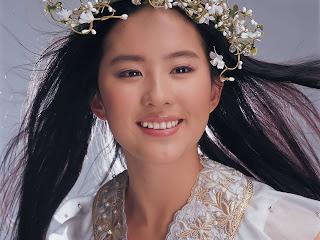 Crystal Liu Yi Fei (劉亦菲) Wallpaper HD 24