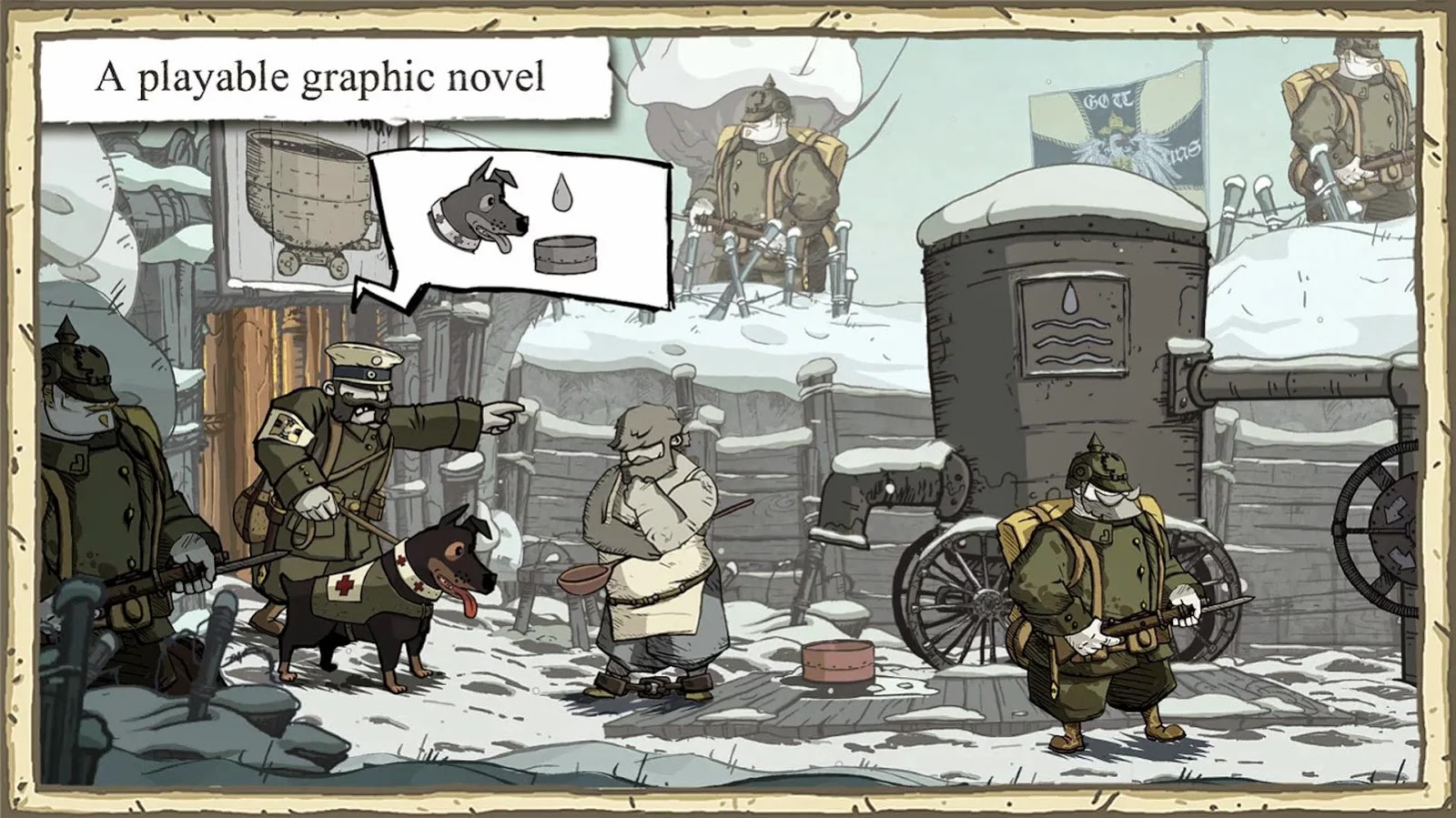 Valiant Hearts: The Great War v1.0.0