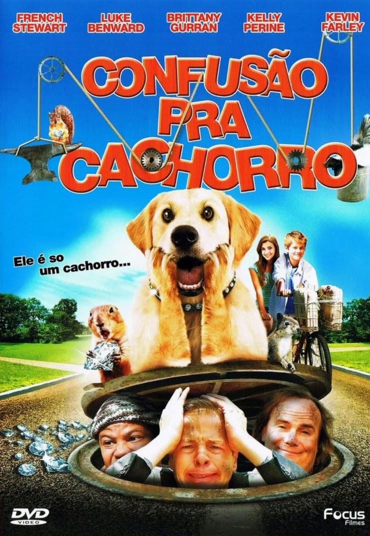 Confusão pra Cachorro – Dublado (2008)