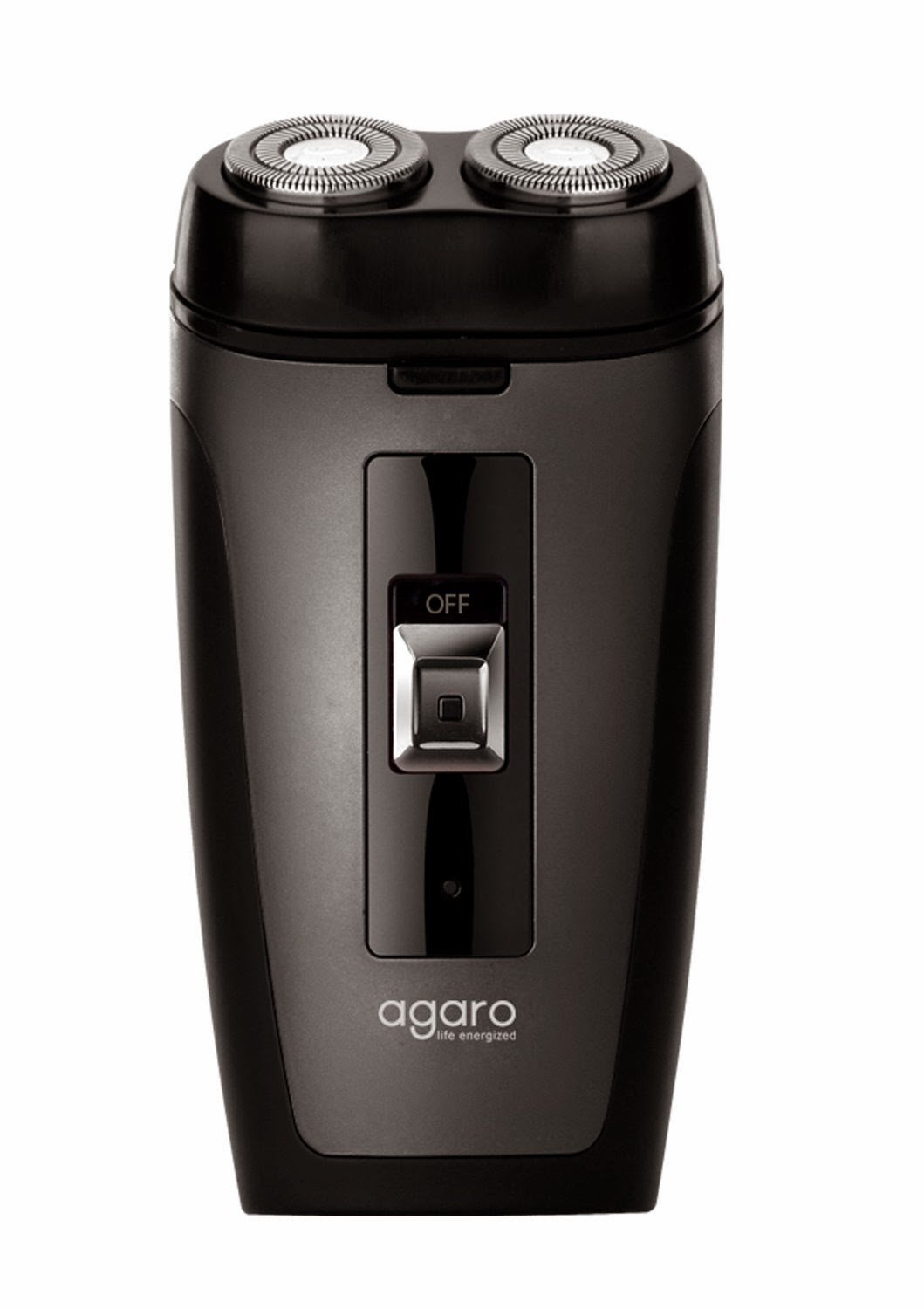 Snapdeal : Buy Agaro DS 581 Two Head Rotary Shaver Rs. 419 only