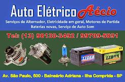 Auto Elétrico Aécio