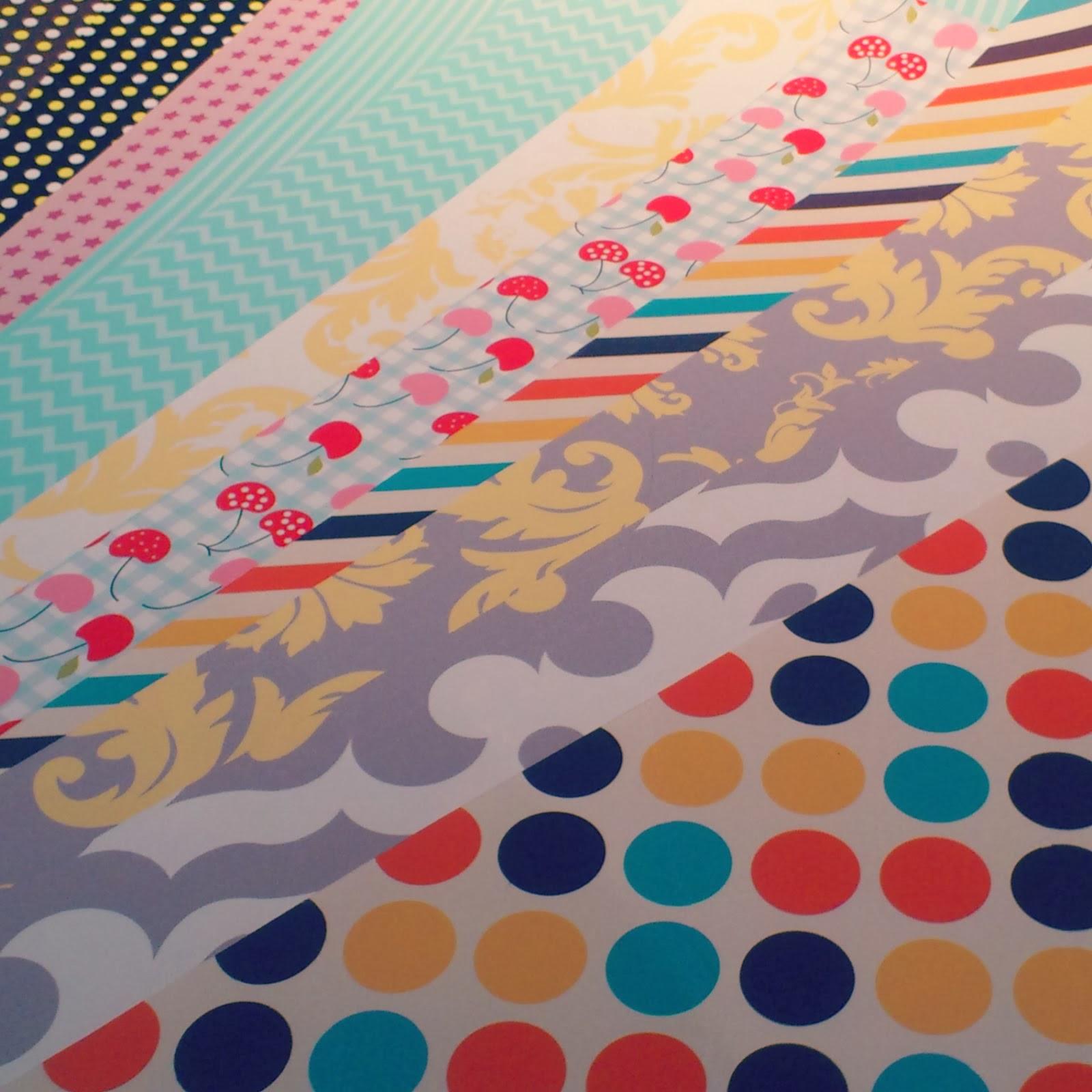 papier avec motifs, étiquettes avec motifs, papier imprimée