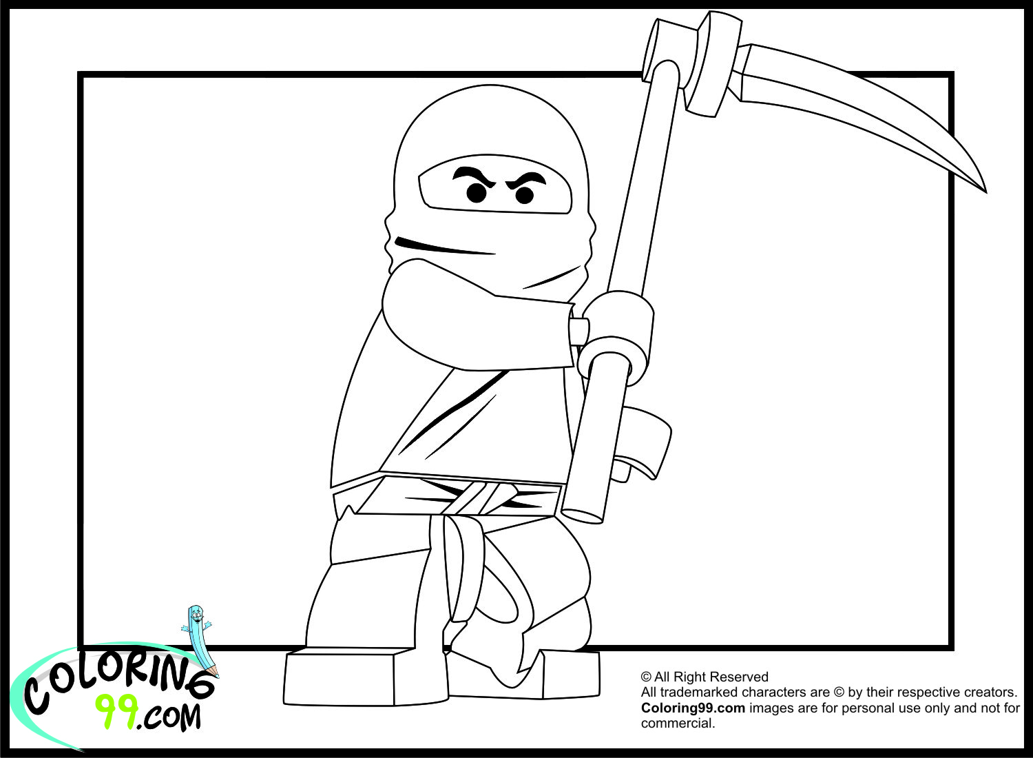 2013 mech ninjago coloring sheets coloring pages