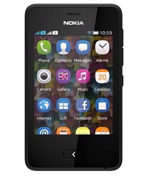 Nokia Asha 501 Negro