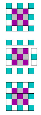 Five Inch by Five Inch Quilt Patterns for YOU to Make