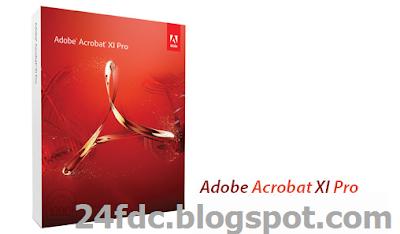 Adobe Acrobat XI Pro 11.0