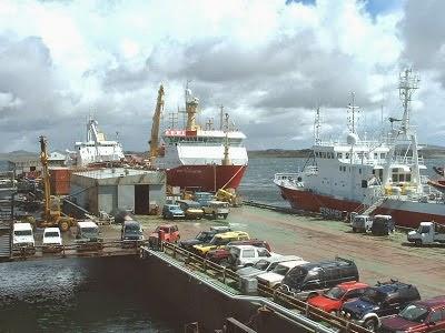 areas de desarrollo portuario