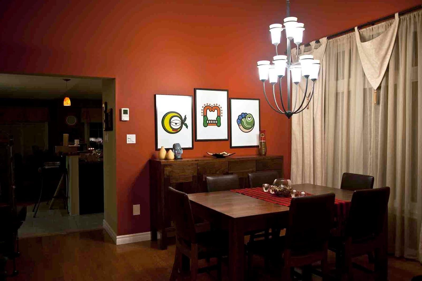 art dining room