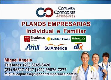 Planos Empresariais - Individual e Familiar