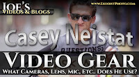 Casey Neistat Video Gear - What Cameras, Lens & Microphones Does He Use? | Joe's Videos & Blogs