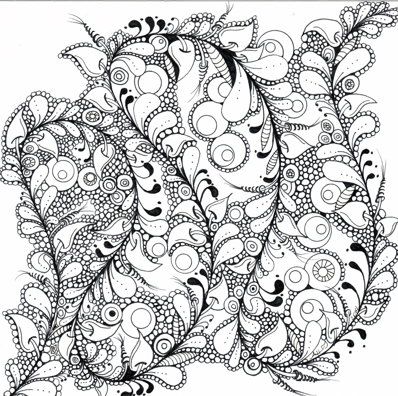 the creator u0027s leaf coloring page perhaps