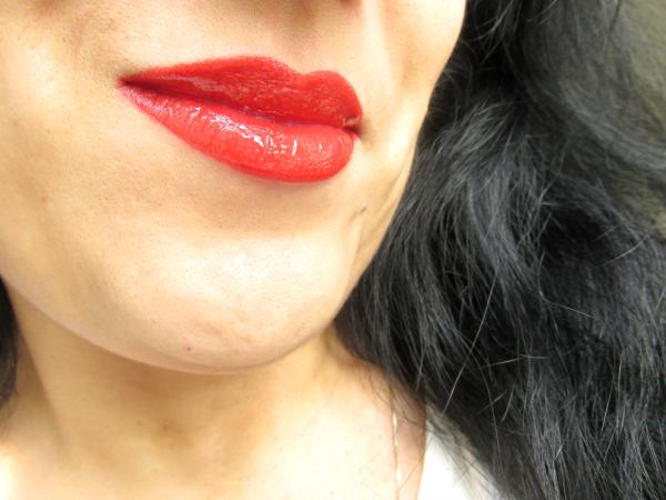 Maybelline Color Elixir Lip Laquer 505 Signature Scarlet Review, testbericht, erfahrungen