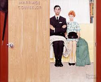 Norman Rockwell, Marriage Counsellor, 1960
