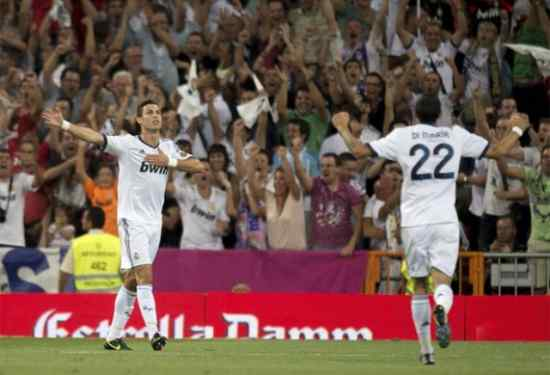 Real Madrid Win 2-1