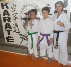 DANTAS Karatê - Kodokan