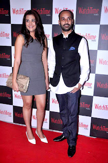 Priyanka Chopra & Celbs at Launch of Watch Time's magazine