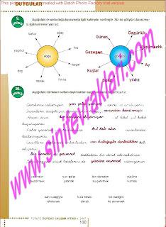 6.Sinif  Turkce Doku Yayinlari Ogrenci Calisma Kitabi Sayfa 100