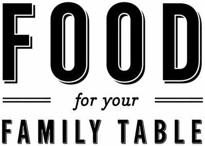 food for your family table