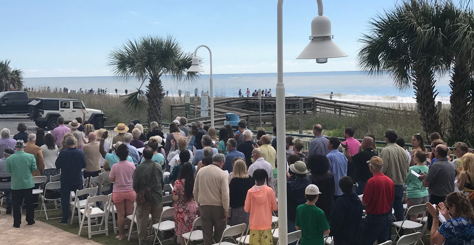 Easter Sunrise Service 2020