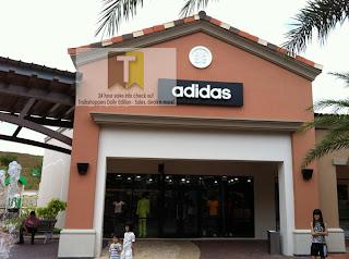 Adidas Special Sale-Johor 2012