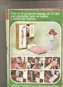 Publicidad de Lesly