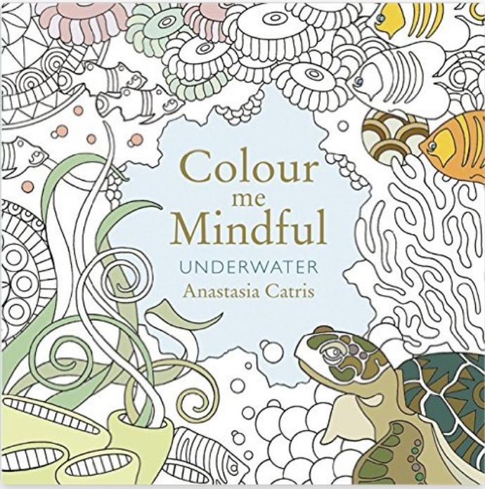 Colour Me Mindful Underwater By Anastasia Catris Published Orion 30 July 2015