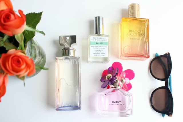 Four Very Different Summer Fragrances to Try