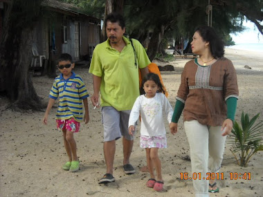 Kampong Tekek,Tioman