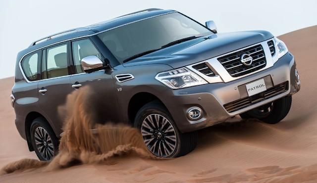 2016 Nissan Patrol UTE Price Release Date Specs Design Engine Performance