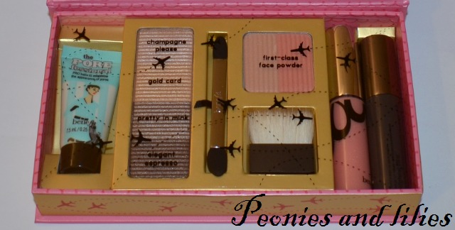 Benefit she's so jetset, Benefit cosmetics