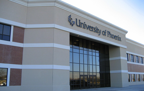 Attend classes at the Pasadena University of Phoenix Campus
