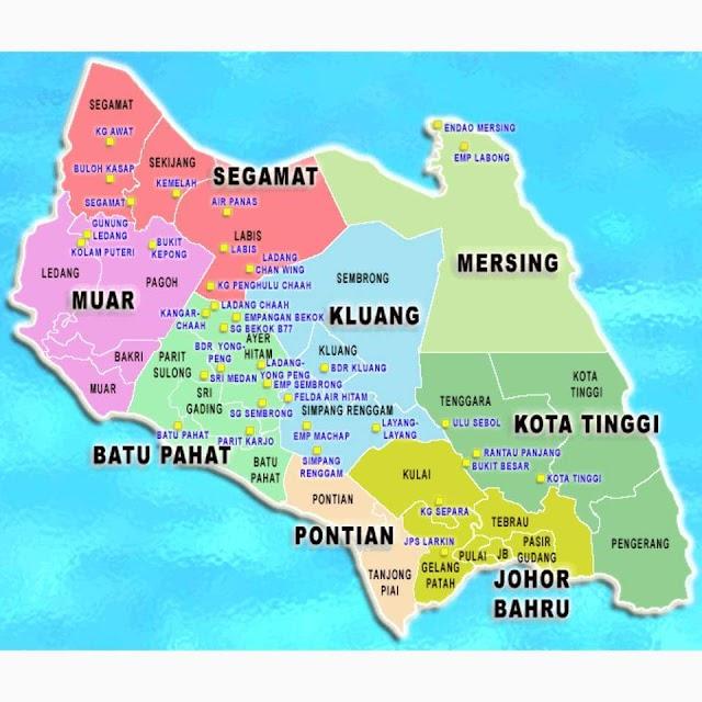 Kenali Negeri Johor!