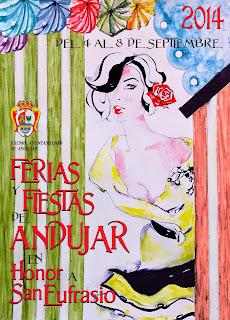 Andújar - Feria y Fiestas 2014