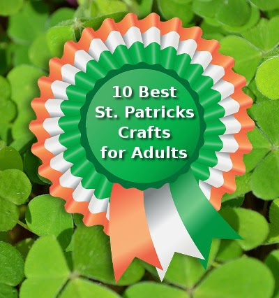 craftymarie 10 best st patrick 39 s day crafts for adults
