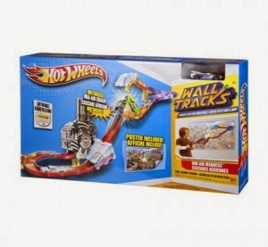 Flipkart: Buy Hot Wheels Wall Track – Booster Set at Rs 1799