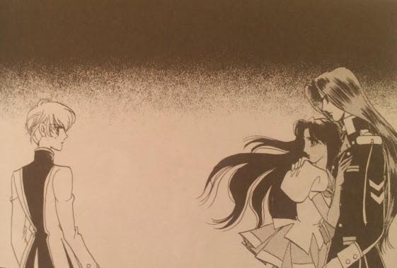 Utena, la novia de la rosa y Toga: Utena la chica revolucionaria especial El apocalipsis de la adolescencia - Chiho Saito