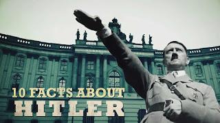 10 Πράγματα Που Δεν Ξέρατε Για Τον Χίτλερ