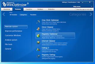 Windows Defragment tool