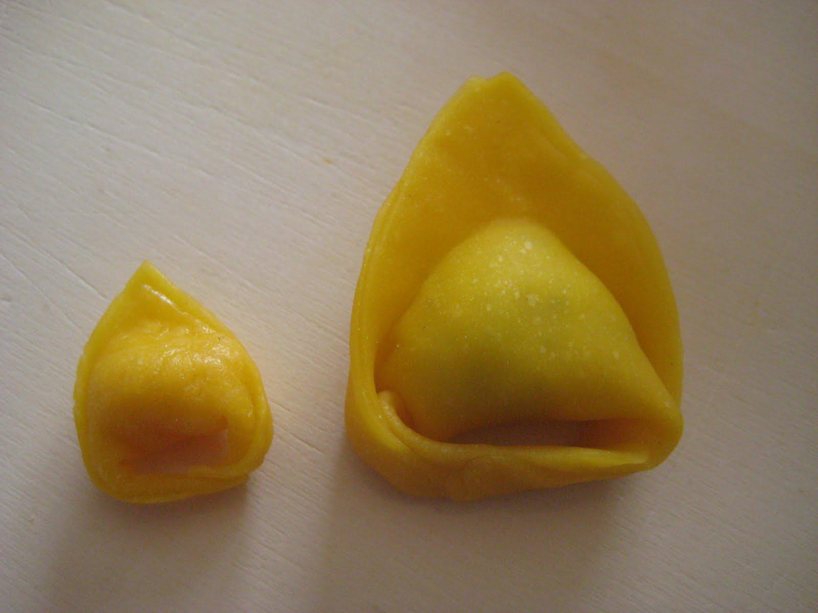 Taste of Italy: Tortellino vs Tortelloni