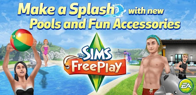 The Sims Free Play v1.9.8 APK + SD DATA | Android Games Download