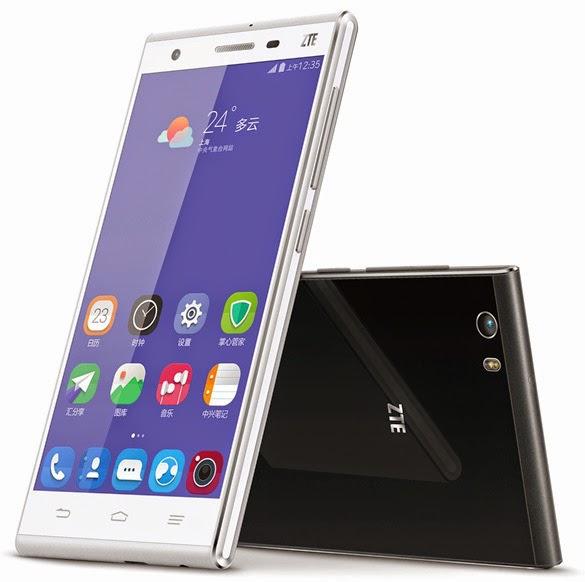 ZTE mengeluarkan Smartphone dengan Kapasitas RAM 8 GB