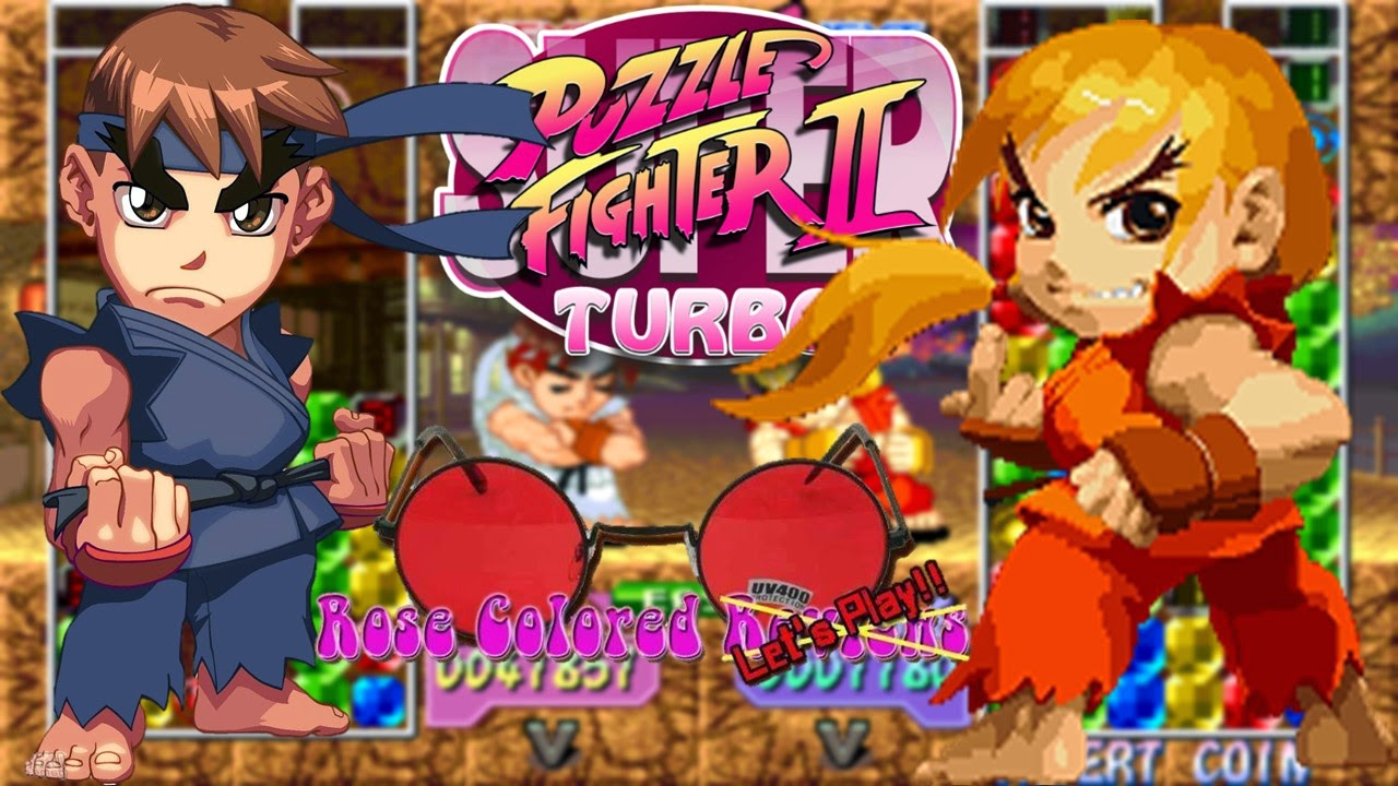 Super Puzzle Fighter II Turbo was released by Capcom for the Sony Playstation in 1997 in North America