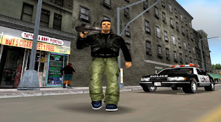 Play Grand Theft Auto III in iPhone 4S