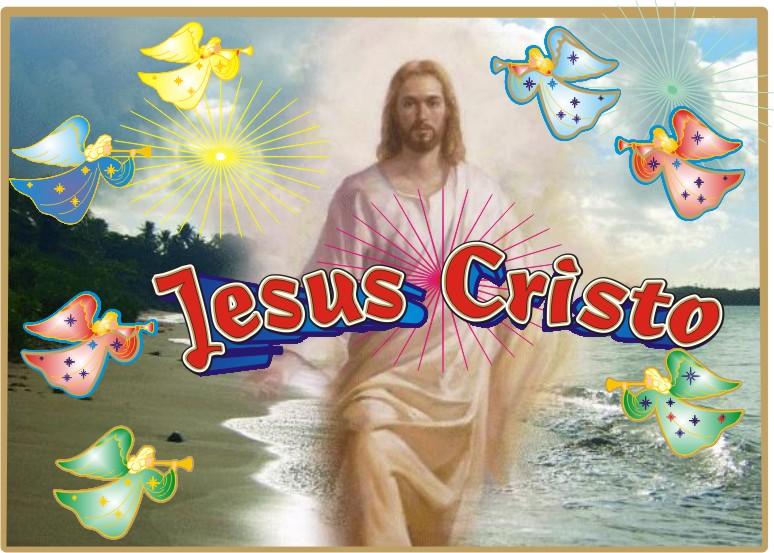 Jesus e Os Anjos do Apocalípse