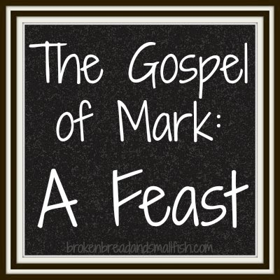 Chalkboard: The Gospel of Mark: A Feast