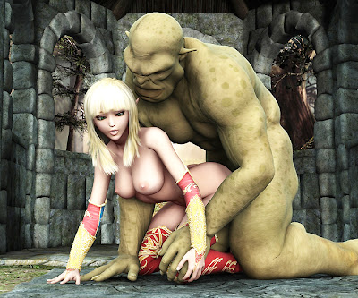 Sexo com monstros