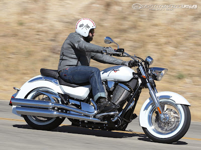 Motocicleta Victory Broadwalk 2013